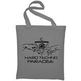 Styletex23 Hard Techno Paradise Genesis Jutebeutel Baumwolltasche