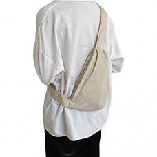 Clape Crossbody Sling Bag Leicht Body Bag Anti-Diebstahl Schultertasche Stylish Chest Bag Multi-Pocket-Rucksack Herren Klein Brusttasche