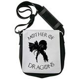 Mother of Dragons Game of Thrones Schultertasche Herren Umhängetaschen Damen Taschen Unisex Shoulder Bag