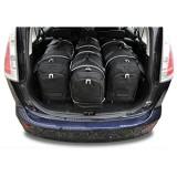 KJUST Dedizierte Taschen 4 STK Set kompatibel mit Mazda 5 Minivan I 2005 - 2010