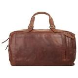 Spikes & Sparrow Reisetasche echt Leder 30 l Damen - 020067