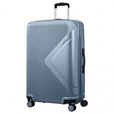American Tourister Modern Dream 4-Rollen-Trolley 77 5 cm erweiterbar Grey Blue