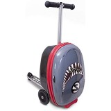 Flyte Snapper the Shark 18 Midi Scooter Suitcase Blue