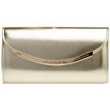 Caspar TA383 elegante Damen Clutch Tasche Abendtasche