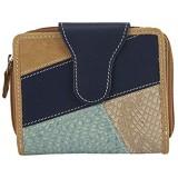Sunsa Geldbörse für Damen Kleiner Leder Geldbeutel Portemonnaie mit RFID Schutz Brieftasche mit viele Kreditkarten Fächer Geldtasche Wallet Purses for Women das Beste Gift kleine Geschenk 81705