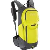 EVOC FR LITE Race 10 Protektor-Rucksack ideal für Enduro-Rennen (Größen: S oder M/L sehr leicht LITESHIELD Back Rückenprotektor LITESHIELD System AIR Werkzeugfach mit Schnellzugriff)