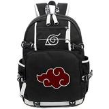Siawasey Japanischer Anime-Cosplay-Rucksack für Laptop als Schultasche Schultertasche