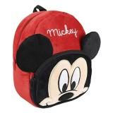 Cerdá - Disney Tasche Mickey Mouse | Kleiner Rucksack Kinder für Kindergarten