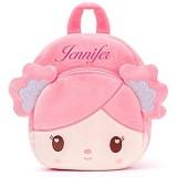 Gloveleya Angepasst Kinderrucksack Kleinkind Rucksäcke Karikaturrucksack Baby Mädchen Reise Verwendung - Süßigkeiten Mädchen Rucksack Serie - Rosa