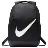 Nike Kinder Y NK BRSLA BKPK-FA19 Sports Backpack Black/Black/(Glossy White) MISC