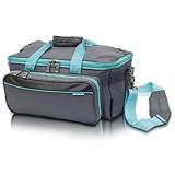 Elite Bags GP\'s Leichter Sanitärbeutel Sanitärrucksack Widerstandsfähig Grau-grün