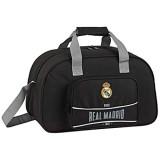 Real Madrid Sporttasche Trainings-Tasche schwarz Sport-Sachen Training Kinder