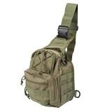 Langlebige Sport-Schultertasche Canvas Leichte Sporttasche Multifunktions-Fototasche Hohe Qualität für Frauen Männer für Outdoor-Reisen Wandern