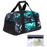 Elephant Sporttasche Damen Signature Fitnesstasche Tasche mit Schuhfach 47 cm 12800 + Nagelpflege Set