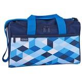 herlitz 50021918 Sporttasche Blue Cubes 1 Stück
