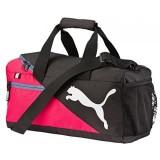 PUMA Sporttasche Fundamentals Sports Bag Rose Red 41 x 21 x 22 cm 15 Liter 073501 06