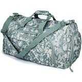 WolfWarriorX Sporttasche für Herren taktische Duffle-Tasche Militär Reisen Workout-Taschen