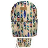 Bags Garden Rucksack für Damen Freizeit wasserdicht 2 Stück Rucksack + Federmäppchen Jugendliche Strand Reisen Strand Camping Sport Einkaufen...