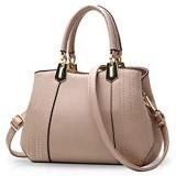 NICOLE&DORIS Frau Dame Handtaschen Schultertasche Taschen Shopper Umhängetasche PU