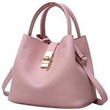 TUDUZ Handtaschen Damen Mode Taschen Leder Schultertaschen Umhängetaschen Handtaschen für Frauen
