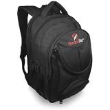Roamlite Laptoprucksack Taschen - Rucksack 11 6 12 13 3 15 6 Zoll MacBook Notebook Bildschirmgröße – Flugzeug Handgepäck Handgepäcksgröße Notebookrucksack - 44cm x 30cm x 17cm